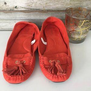 Merona tassel Suede Loafers